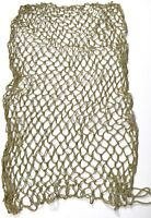 WWII US M1 STEEL HELMET NET- 1 1/4 SQUARE
