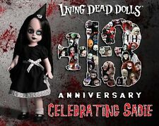 Living dead dolls-celebrating sadie - 13th anniversaire poupée.