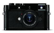 Leica M-D Body (Type 262)  SCHWARZ (DEMO) Vitrinenmodell mit ca 24 Auslösungen
