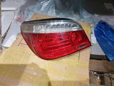 BMW 5 SERIES E60 LCI GENUINE LED REAR TAIL LIGHT LAMP UNITS LEFT