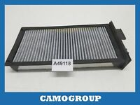 Cabin Air Filter Interior Clean For CITROEN C5 2001 04 NC2146CA