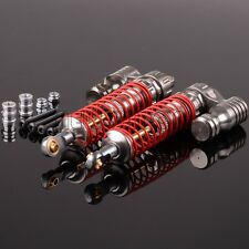 RC 2P Aluminum Piggyback Shock Set 70MM-96MM For 1:10 Axial SCX10 AX30090