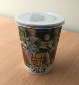 Toy Story 4 Puzzle Cup - 48 Piece Puzzle