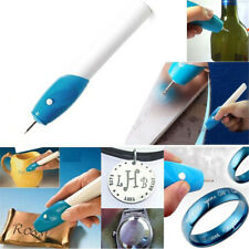 Utility Handheld Electric Engraver Carving Pen Jewelry Glass Metal DIY Necessary
