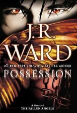 Possession by J.R. Ward (2013, Hardcover) SIGNED 1st/1st