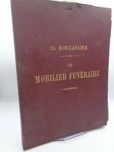 Cl. Boulanger Le mobilier funéraire gallo-romain et franc en Picardie et Artois