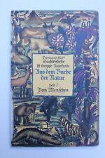 Ferdinand Hirt's Sachlesehefte - Aus dem Buche der Natur Heft 7: Vom Menschen