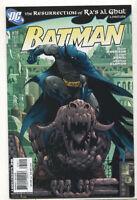 Batman #670 NM The Resurrection Of RA'S Al Gbut  A Prelude DC Comics CBX12