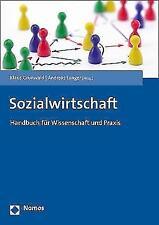 Sozialwirtschaft (Gebundene Ausgabe)