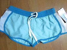 LADIES SHORTS SIZE L PIPELINE AQUA NWT