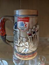 Vintage Budweiser Los Angeles 1984 Olympics Beer Stein - Anheuser-Busch, Inc.