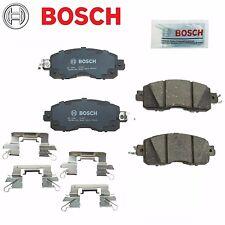 For 2013 Nissan Altima Brake Pad Set Front Bosch 15858RG Coupe Blue Brake Pads