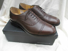 MENS ALL LEATHER LACE UP SIZE 9 1/2