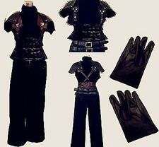 Final Fantasy 7 FF7 Zack Fair Cosplay Costume