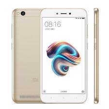 """Xiaomi Redmi 5A 5"""" Quad Core Snapdragon 425 2/16GB 13MP 2*SIM 4G Teléfono Gold"""