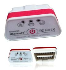 ORIGINAL iCarsoft i620 BLUETOOTH OBD II 2 EOBD Aparato DIAGNOSIS para muchas
