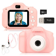 Barwa Camera for Kids, Kids Camera Toy Camera for 3-10 Year Old Girls and Boys