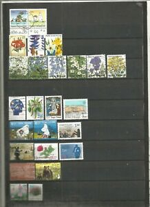 25 timbres FINLANDE  LOT 01072020  JAP 3000