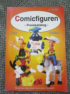 Comicfiguren Preiskatalog Nr. 1 1995/96 (***TOP***) Koller, Maier und Sterz