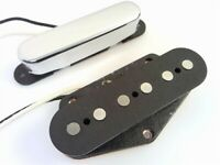True Custom Shop® Vintage Sound Chrome '52 Tele Pickup Set for Fender Telecaster
