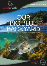 Our Big Blue Backyard New Zealand Oceans And Marine Guide DVD NEW UK Gift Idea