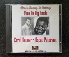 Erol Garner & Oscar Peterson Time On My Hands - From swing to behop 2 CDs