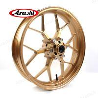 Fit HONDA CBR600RR 2007 - 2017 2016 2015 2014 2013 CBR600 Front Wheel Rim Gold