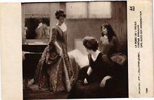 Salon 1911 CPA 799 J. PHILIPPART QUINET - La robe de l'Aieule (215745)