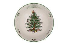 A Spode Christmas tree bowl Boxed