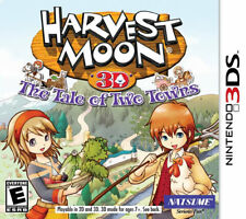 Harvest Moon: Tale of Two Towns 3DS New Nintendo 3DS