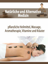 Natürliche und Alternative Medizin -eBook inkl. kompl. Features- PLR-Lizenz