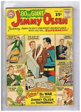 DC Comics Eighty Page Giant #2 Superman Pal's Jimmy Olsen VG 1964