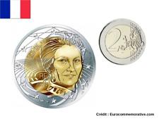 2 Euros Commémorative France 2018 - Simone Veil - UNC