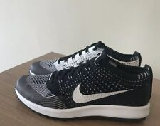 NIKE FLYKNIT RACER G OREO GOLF SHOES UK11 EUR46, US12, 909756 001, NEW, GENUINE