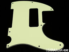 *NEW Mint Green P-90 Telecaster PICKGUARD for USA Fender Tele P90 8 Hole 3 Ply
