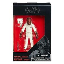 "STAR WARS THE BLACK SERIES ADMIRAL ACKBAR 3.75"" FIGURE HASBRO TOY"