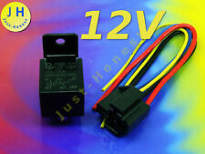 KIT RELAIS 12V/40A mit/with Sockel / Socket RELAY  KFZ/Automotive Quality #A898