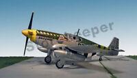 North American P-51B Mustang - USA 1944 - 1/72 (No22)