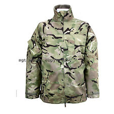 Genuine British Army Multicam MTP Lightweight Gortex Jacket, New Size Large