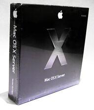 NEU Apple Mac OS X Server 10.4 / 10.4.7 Tiger 10 Client für PPC G4 + G5 + Intel