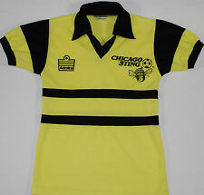 1978 CHICAGO STING ADMIRAL HOME FOOTBALL SHIRT (SIZE S)