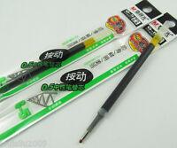 1 box 20 pcs M&G G-5 0.5mm pipe Black Gel Ink retractable Pen refills
