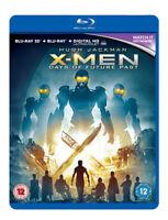 X-Men: Days of Future Past Blu-Ray (2014) Ian McKellen, Singer (DIR) cert 12