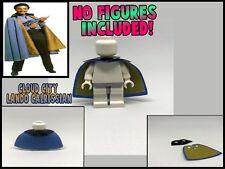 LEGO Star Wars Minifigure Lot of 2 Cloud City Lando Calrissian Custom Cape Set
