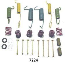 Drum Brake Hardware Kit Rear,Front Better Brake 7224