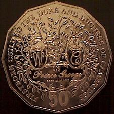 *2013 Australian 'First Born' 50 cent Specimen Coin:UNC*