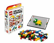 Lego Life of George Games Bricks & Apps 21201 Build Your Brain Scan Play Online