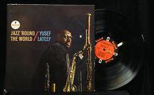 Yusef Lateef-Jazz 'Round The World-Impulse 56-STEREO