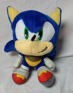 Sega Tomy Sonic Boom The Hedgehog Figure Doll Plush Toy. 7inch
