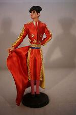 Grain MARIN CHICLANA costume doll souvenir figure SPAIN toreador man 18 cm